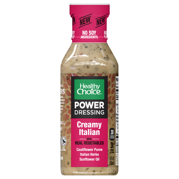 Healthy Choice Power Creamy Italian Dressing