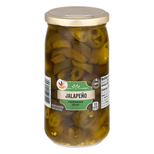 MARTIN'S Jalapeno Peppers Sliced