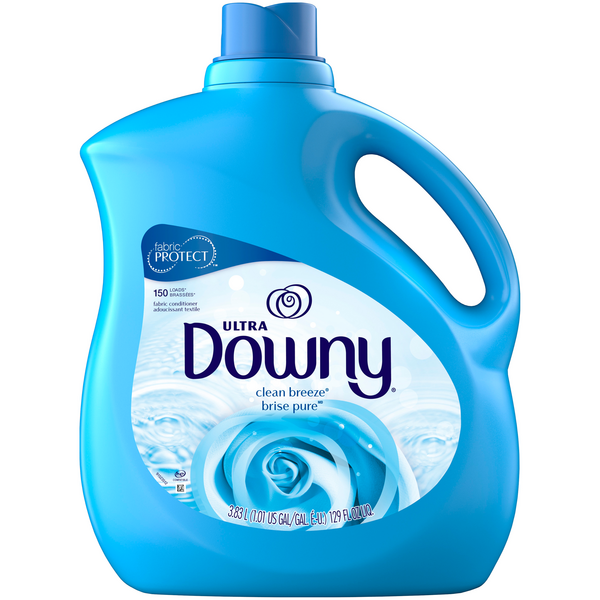 Downy Ultra Fabric Conditioner Clean Breeze