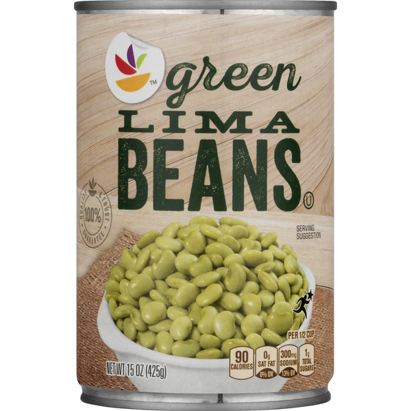Stop & Shop Green Lima Beans