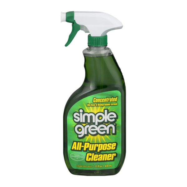 Simple Green All-Purpose Concentrated Cleaner Spray Pump