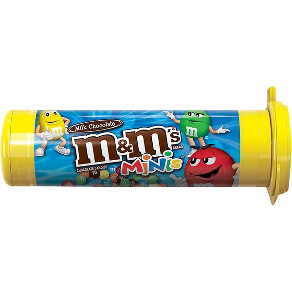 M&M's Milk Chocolate Candies Minis