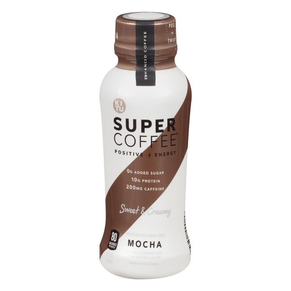 Kitu Super Coffee Sweet & Creamy Mocha Sugar Free