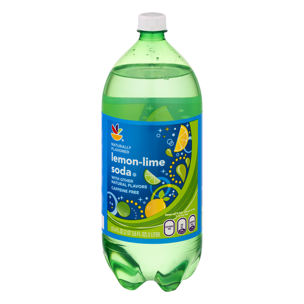 GIANT Lemon Lime Soda