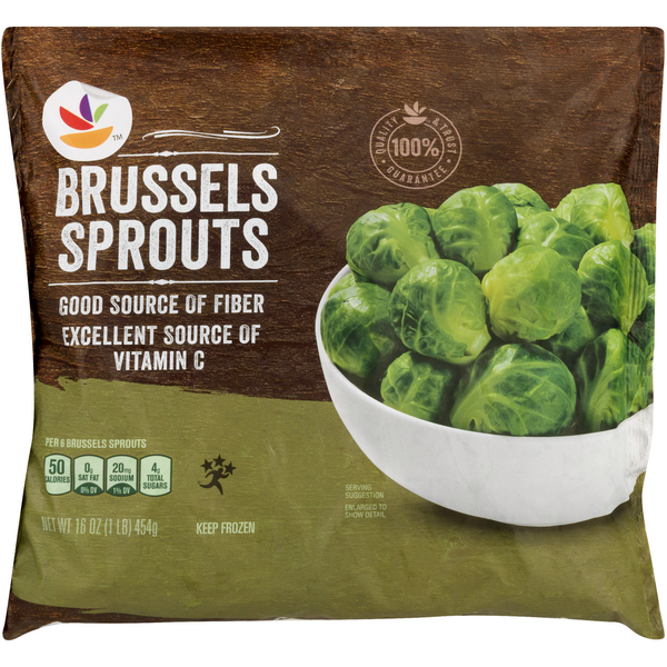 MARTIN'S Brussels Sprouts All Natural