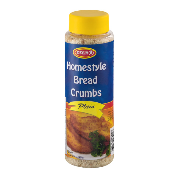 Osem Bread Crumbs Homestyle Plain