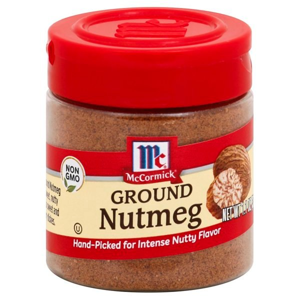 McCormick Nutmeg Ground