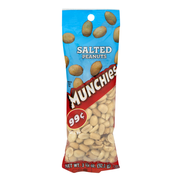 Munchies Peanuts Salted