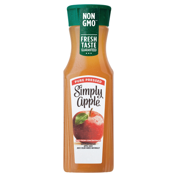 Simply Apple Apple Juice 100% Pure Pressed