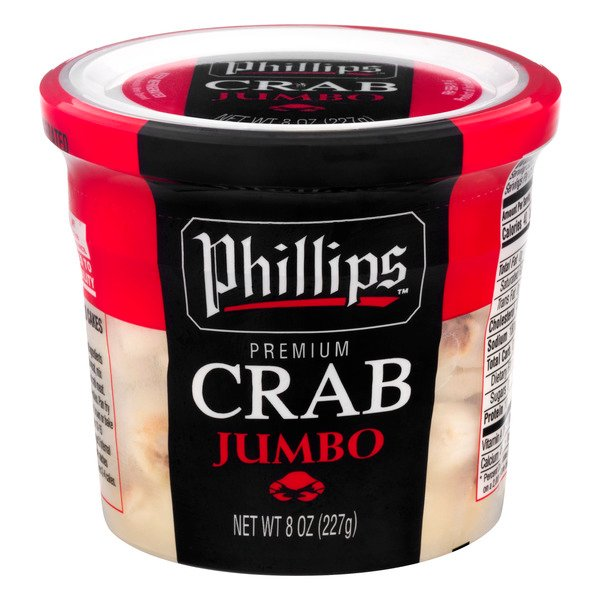 Phillips Premium Crab Jumbo