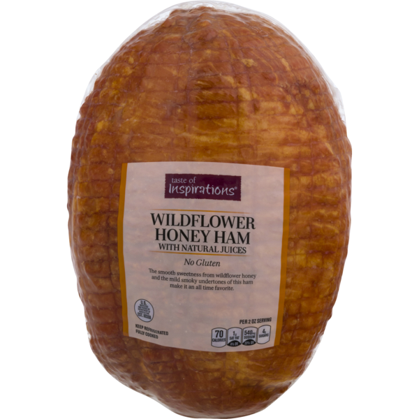Taste of Inspirations Deli Ham Wildflower Honey (Shaved) No Gluten