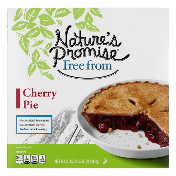 Nature's Promise Free from Cherry Pie Frozen