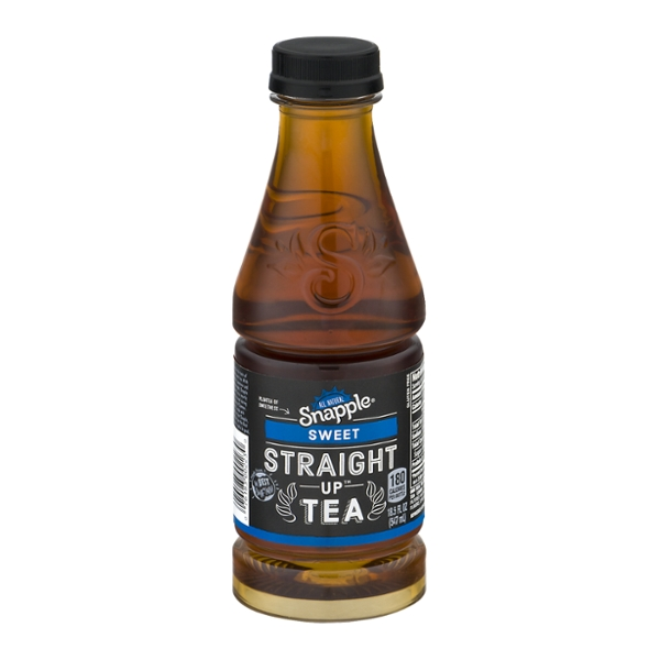 Snapple Straight Up Tea All Natural