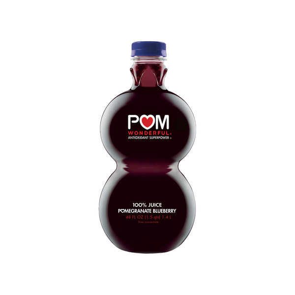 POM Wonderful 100% Pomegranate Blueberry Juice All Natural Fresh