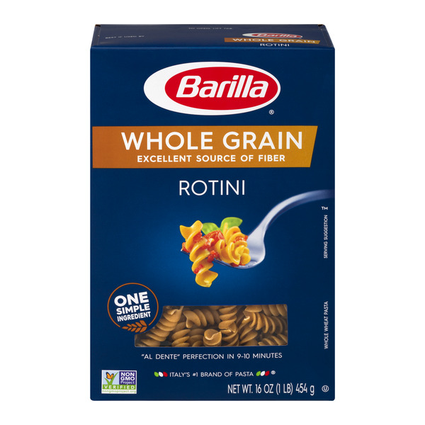 Barilla Pasta Whole Grain Rotini