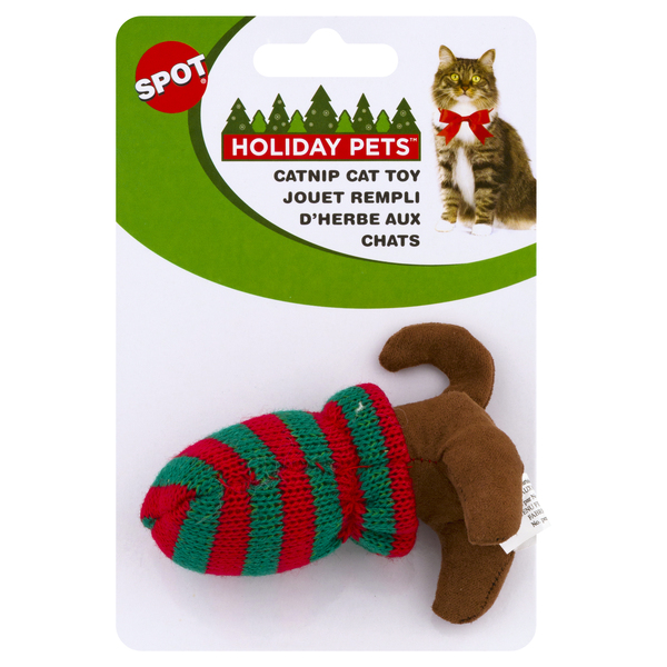 Spot Holiday Pets Catnip Cat Toy