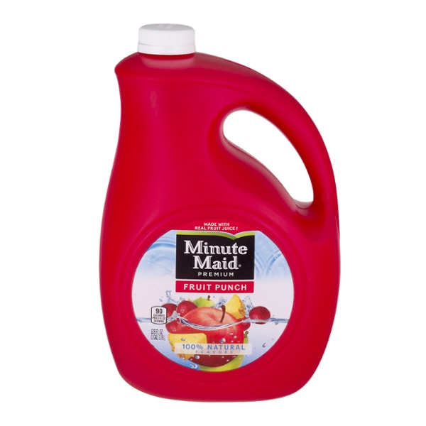 Minute Maid Premium Fruit Punch All Natural