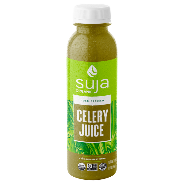 Suja Cold-Pressed Vegetable & Fruit Juice Celery Organic