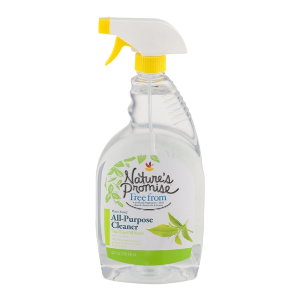 Nature's Promise Free from All-Purpose Cleaner Tea Tree Oil Scent