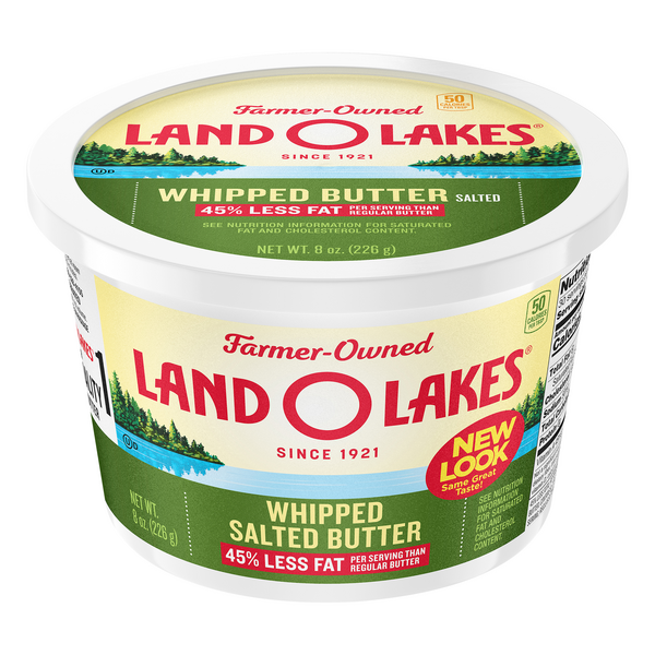 Land O Lakes Whipped Butter Sweet Salted