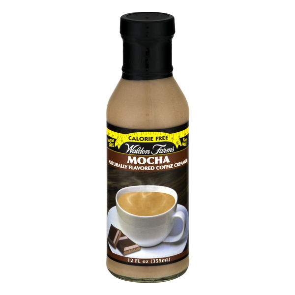 Walden Farms Coffee Creamer Mocha Calorie Free