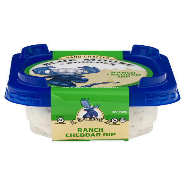 Blue Moose of Boulder Ranch Cheddar Dip