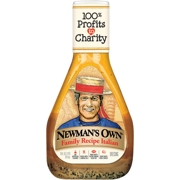 Newman's Own Family Recipe Italian Salad Dressing
