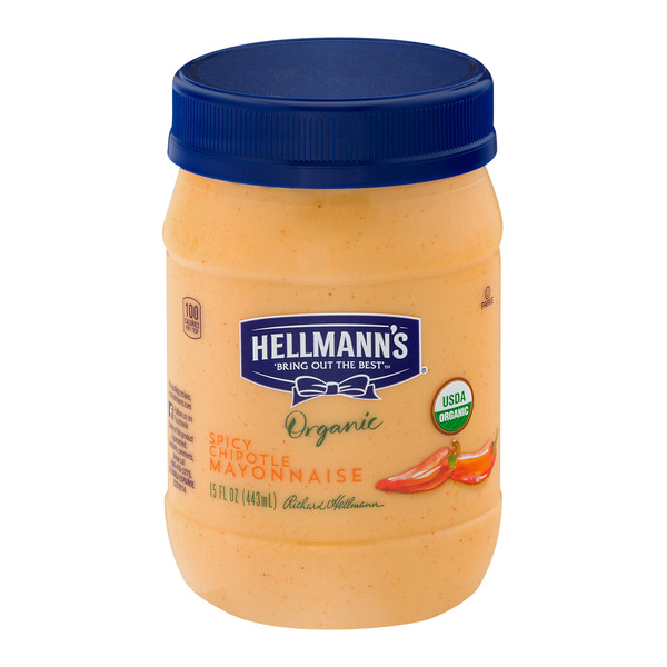 Hellmann's Mayonnaise Spicy Chipotle Organic