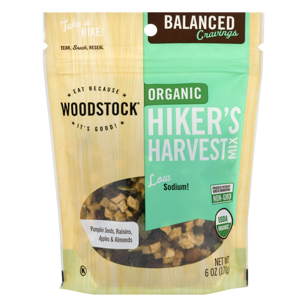 Woodstock Organic Hiker's Harvest Mix