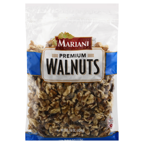 Mariani Shelled Walnuts