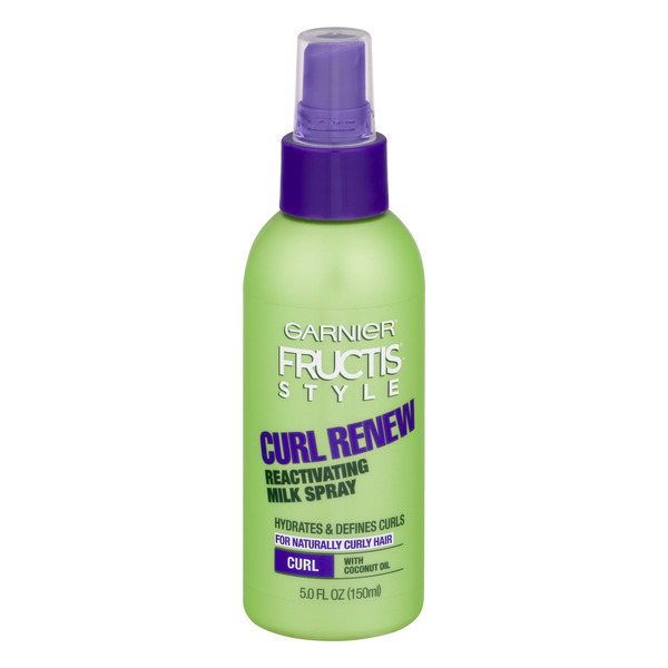 Garnier Fructis Curl Renew Reactivating Milk Spray