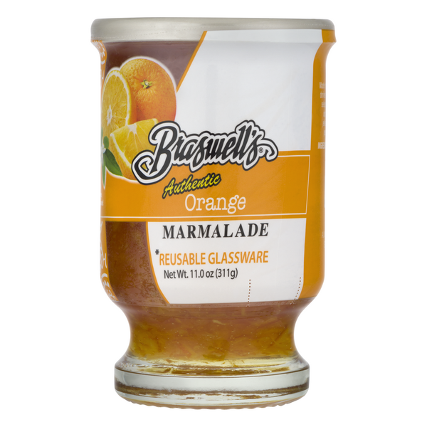 Braswell's Marmalade Orange