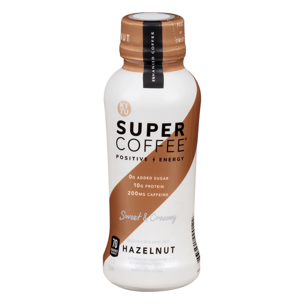 Kitu Super Coffee Beverage Sweet & Creamy Hazelnut