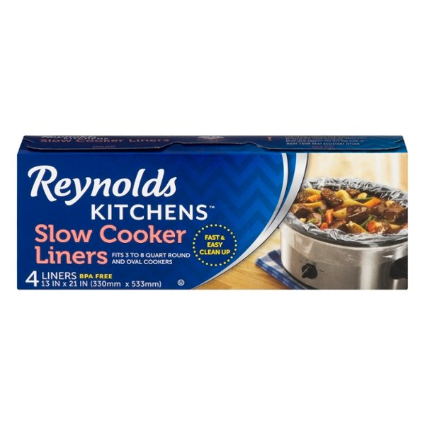 Reynolds Slow Cooker Liners 13 X 21 Inch