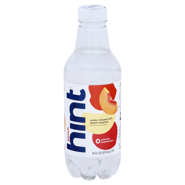 Hint Water Infused with Peach