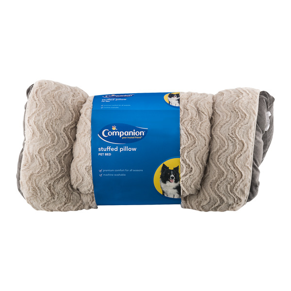 Companion Stuffed Pillow Pet Bed