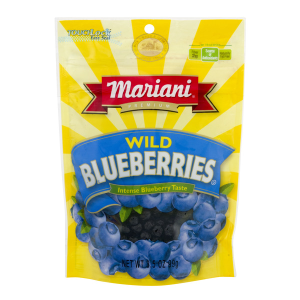Mariani Wild Bluberries