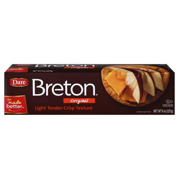 Dare Breton Crackers Original