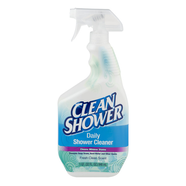Scrub Free Clean Shower Cleaner Original Trigger Spray