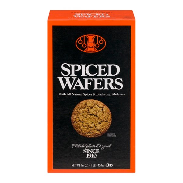 Sweetzels Wafers Spiced