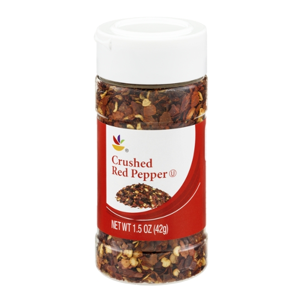 Giant Red Pepper Crushed (Red Pepper Flakes)