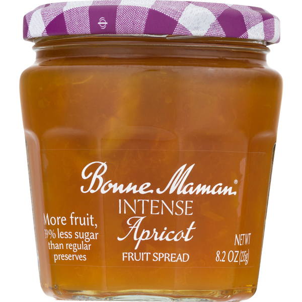 Bonne Maman Fruit Spread Intense Apricot