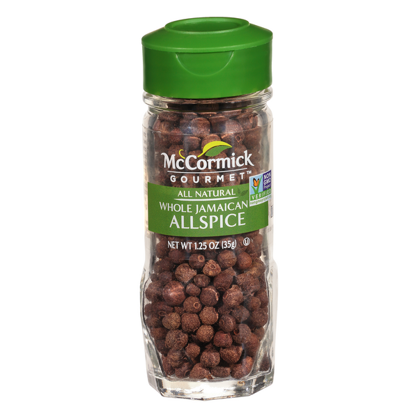 McCormick Gourmet Allspice Jamaican Whole All Natural