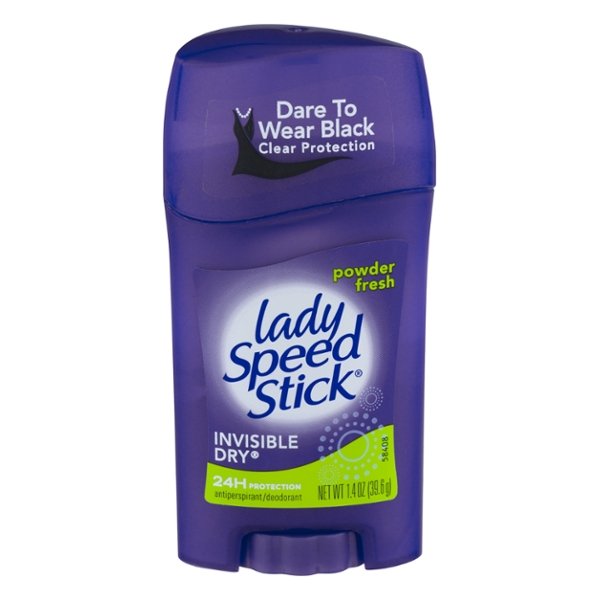 Lady Speed Stick Invisible Dry Anti-Perspirant Deodorant Powder Fresh