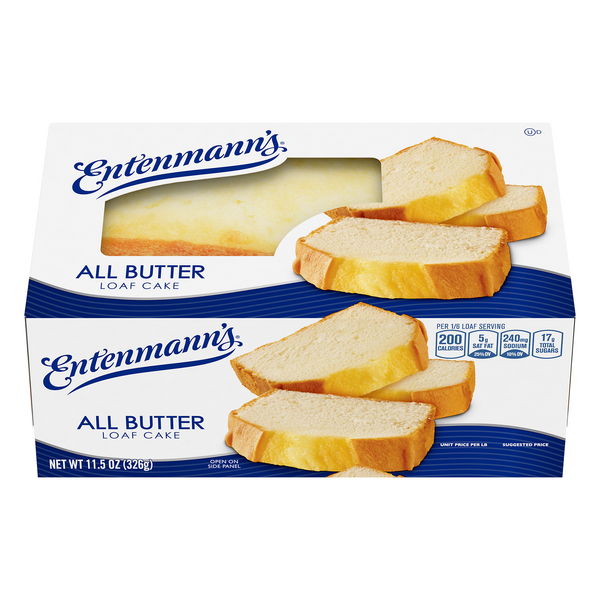 Entenmann's All Butter Loaf Cake