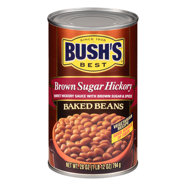 Bush's Best Baked Beans Brown Sugar Hickory