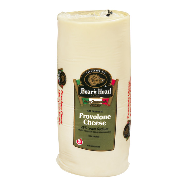 Boar's Head Deli Provolone Cheese Mild (Thin Sliced)