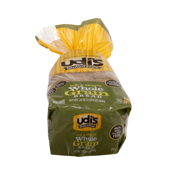Udi's Gluten Free Delicious Whole Grain Sandwich Bread