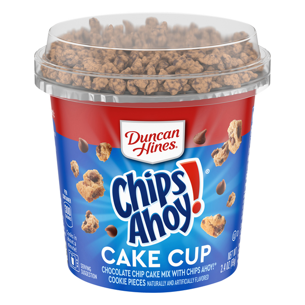 Duncan Hines Chips Ahoy! Cake Cup
