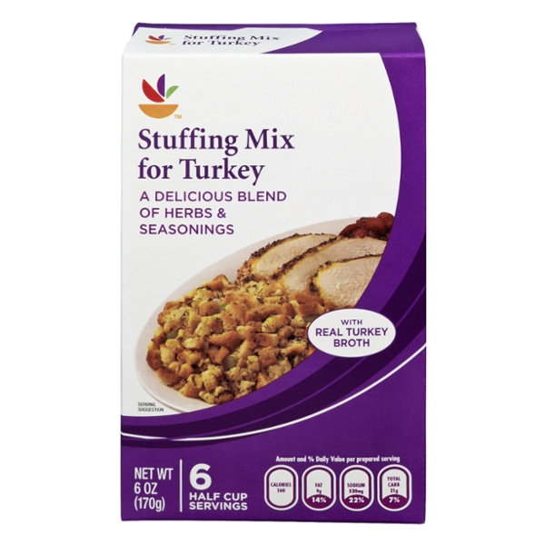 GIANT Stuffing Mix for Turkey